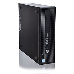 Počítačová skříň HP Compaq 800 G1 SFF se základní deskou, chladičem a zdrojem