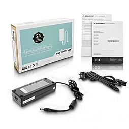 Adaptér Movano LCD 12V 10A