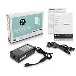 Adaptér na notebook Fujitsu-Siemens 20V 8A - 4pin