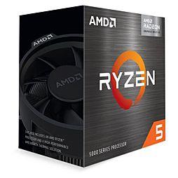 AMD Ryzen 5 5600G (6×3.90/4.40 GHz)