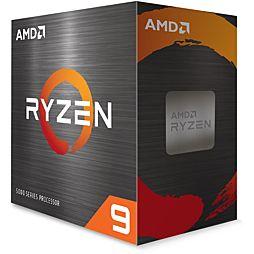 AMD Ryzen 9 5950X (16×3.40/4.90 GHz)