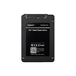 APACER AP240GAS340G-1 Apacer SSD AS340 PANTHER 240GB 2.5 SATA3 6GB/s, 550/520 MB/s