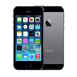 Apple iPhone 5s, 32GB, Šedý