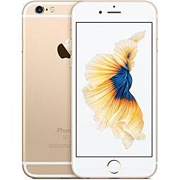 Apple iPhone 6, 128GB, Zlatý