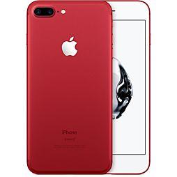 Apple iPhone 7, 128GB, Rudý