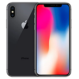 Mobilní telefon Apple iPhone X, 64GB Space Gray