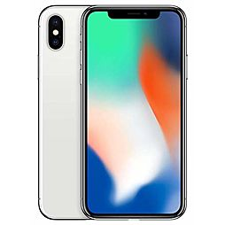 Mobilní telefon Apple iPhone X, 64GB Silver