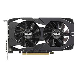 ASUS GeForce GTX 1050 Ti 4G Dual (DP, HDMI, DVI-D)