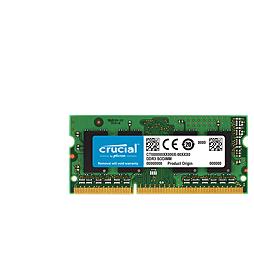 Crucial 4GB DDR3L-1600 SODIMM CT51264BF160B