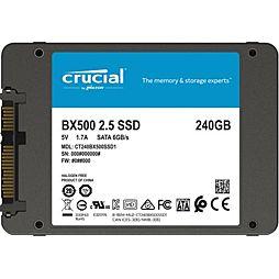 Crucial BX500 SSD 240GB