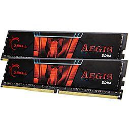 G.Skill Aegis 16GB DDR4 3000MHz DIMM (Kit 2× 8192MB)