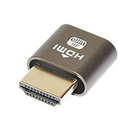 HDMI Dummy Plug, růžový