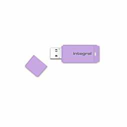 INTEGRAL Pastel 16GB USB 2.0 flashdisk, Lavender Haze