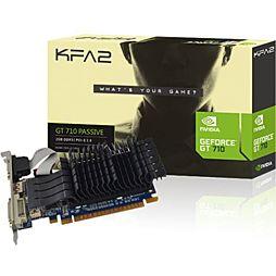 KFA2 GeForce GT710 Passive 2GB