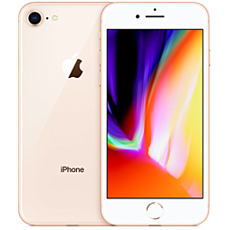Mobilní telefon Apple iPhone 8, 256GB Gold