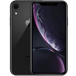 Mobilní telefon Apple iPhone XR, 64GB, Black