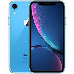 Mobilní telefon Apple iPhone XR, 64GB, Blue