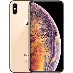 Mobilní telefon Apple iPhone XS, 64GB Gold
