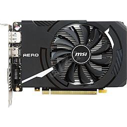 MSI GeForce GTX 1050 2G AERO ITX OCV1