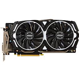 MSI GeForce GTX 1060 ARMOR OCV1 s 3G (Zánovní)