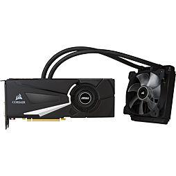 MSI GeForce GTX 1080 Sea Hawk X s 8GB (Zánovní)
