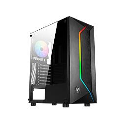 MSI VAMPIRIC 100R (i5-4440S 8G 240G/SSD RX560/4G)