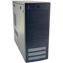 iPC Gaming Intel Core i5 4590 | 8G | 240G | RX 570 4G | W10P | ASUS Tower