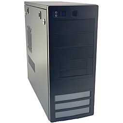 iPC Gaming Intel Core i5 4590 | 8G | 480G| GTX 1060 3G | W10P | ASUS Tower