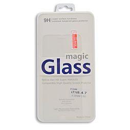 Tvrzené sklo pro iPhone 7, 8