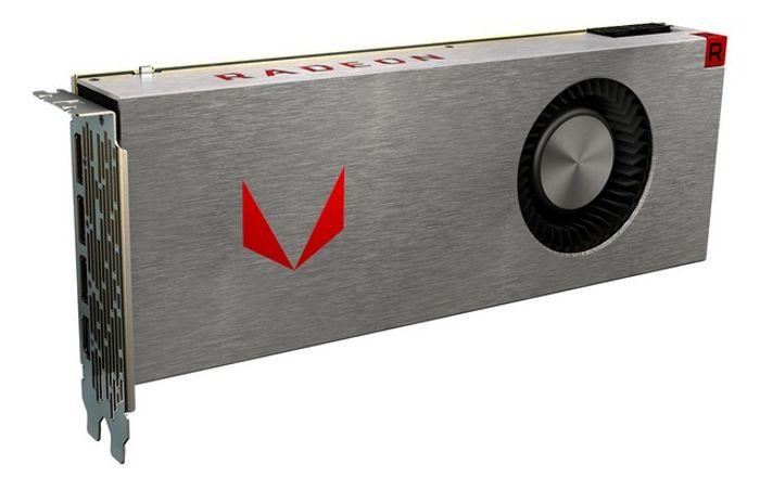 AMD představilo nové grafické karty RX Vega
