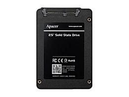SSD 240GB, Apacer, záruka 36 měsíců