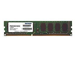 Operační paměť DDR3 1600MHz 8GB