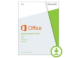 MS Office 2013 Home & Student