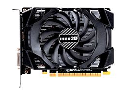 GeForce GTX 1050 Ti 4G  (DisplayPort, HDMI, DVI-D)