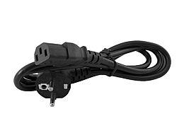 1×Napájecí kabel