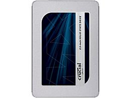 SSD 500GB, Crucial MX500, záruka 60 měsíců
