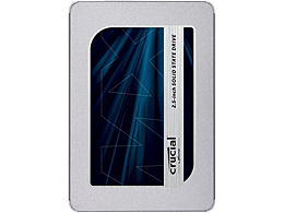 SSD 250GB, Crucial MX500, záruka 60 měsíců