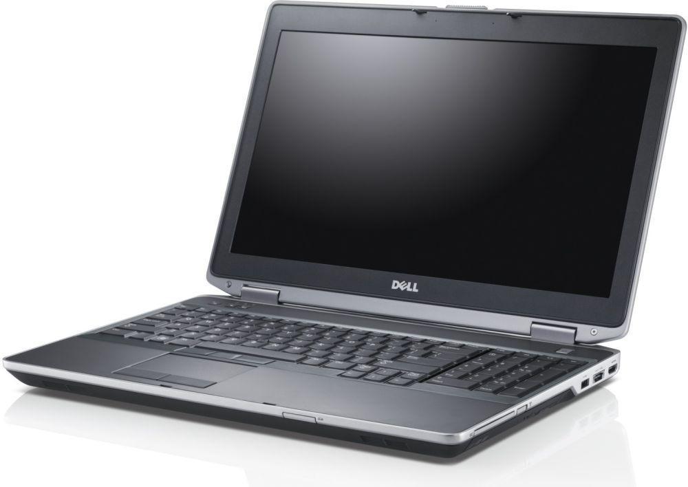 Plná výbava v Dellu Latitude E6530